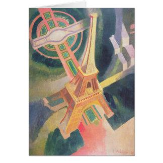 Cartes Tour Eiffel, 1928