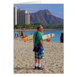 Cartes Touriste de Waikiki