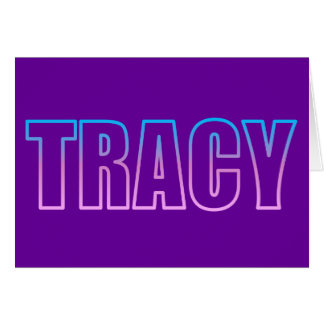 Cartes Tracy