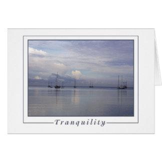 Cartes Tranquilité - baie de Boqueron, Porto Rico