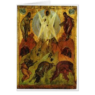 Cartes Transfiguration