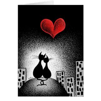 Cartes Transport de votre amour avec moi