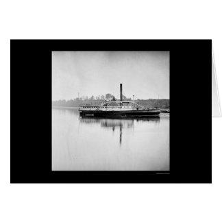 Cartes Transport Washington Irving 1865 d'USS