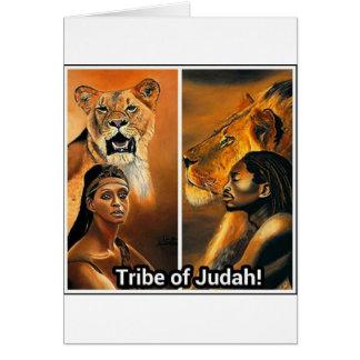 Cartes Tribu de Judah
