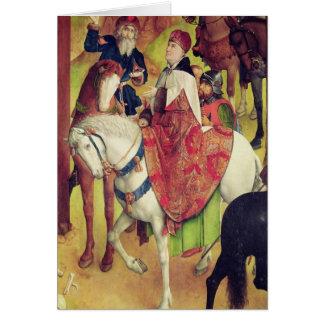 Cartes Triptyque de la crucifixion