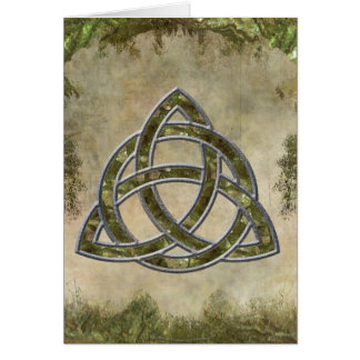 Cartes Triquetra naturel