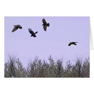 Cartes Troupeau de Ravens