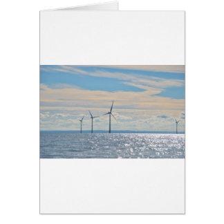 Cartes Turbines de vent