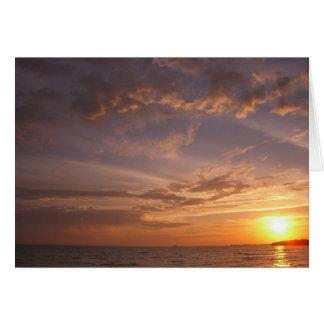 Cartes Turcs et la Caïques de la baie V Providenciales de