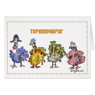 Cartes Turkeyphoria*