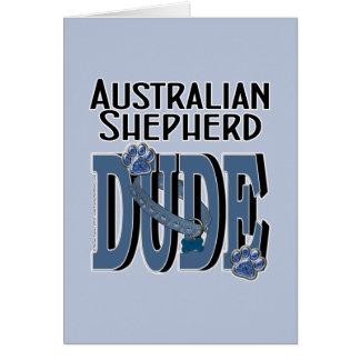 Cartes TYPE australien de berger