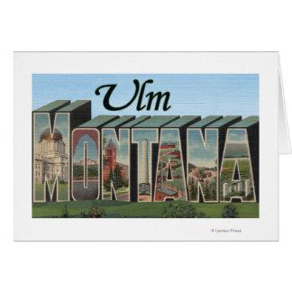 Cartes Ulm, lettre ScenesUlm, la TA de MontanaLarge