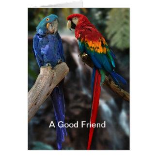 Cartes Un bon ami