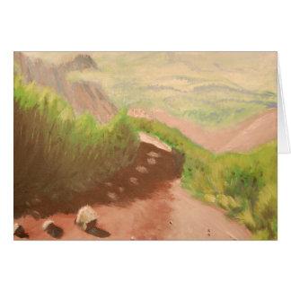 Cartes Un chemin sur Mt.Diablo