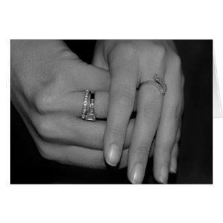 Cartes Un mariage réussi