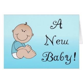 Cartes Un nouveau bébé