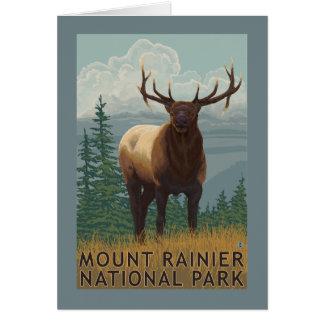 Cartes Un parc national plus pluvieux, scène de