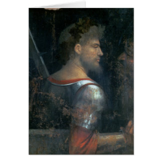 Cartes Un soldat, c.1505-10