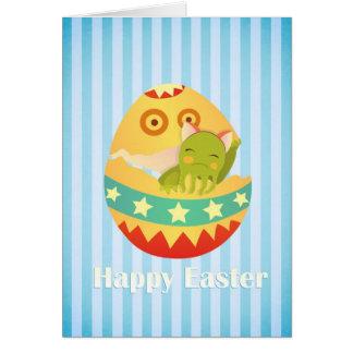 Cartes Un souhait doux de Pâques