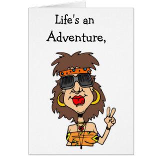 Cartes Une aventure de la vie…
