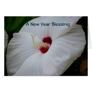 Cartes Une bénédiction de nouvelle année