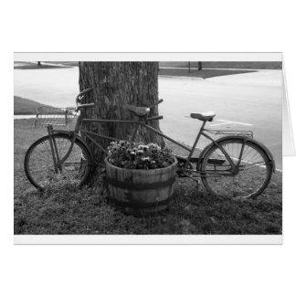 Cartes Une bicyclette construite pour deux