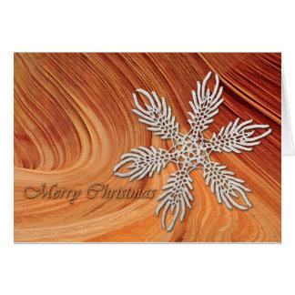 Cartes Une vague de Noël