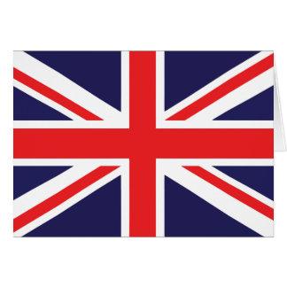 Cartes Union Jack