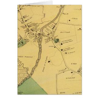 Cartes Unionport, Westchester, Schuylerville