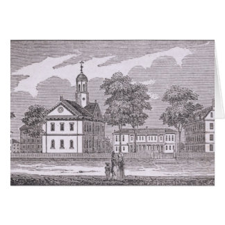 Cartes Université de Harvard, de 'historique