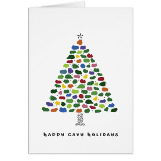 Cartes Vacances heureuses de Cavy