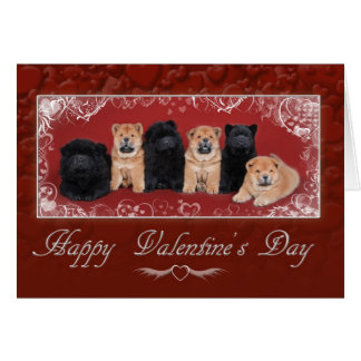 Cartes Valentine de bouffe de bouffe