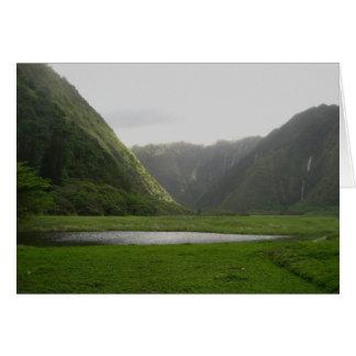 Cartes Vallée hawaïenne