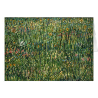 Cartes Van Gogh - correction d'herbe