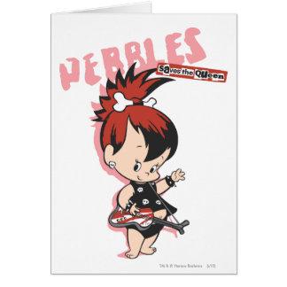 Cartes Vedette du rock de PEBBLES™