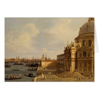Cartes Venise : Salut de della Santa Maria