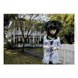 Cartes Verdi, maison noble de Kellum, parc de Sam Houston