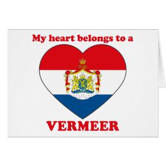 Cartes Vermeer