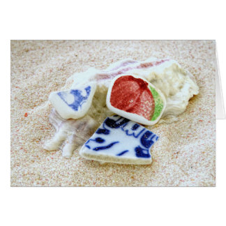 Cartes Verre de mer de poterie