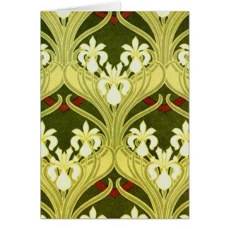 Cartes Vert de Nouveau au printemps