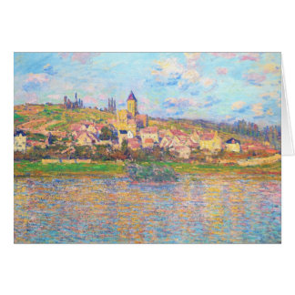 Cartes Vetheuil, Claude Monet 1879