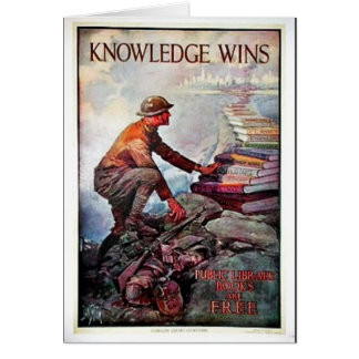 Cartes Victoires de la connaissance