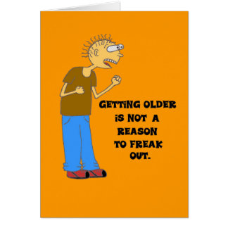 Cartes vieillir