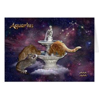 Cartes Vierge pour des amoureux de les chats