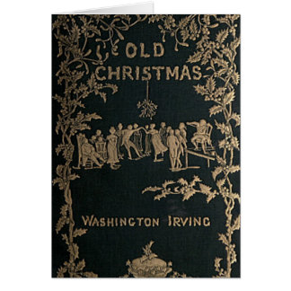 Cartes Vieux Noël - Washington Irving