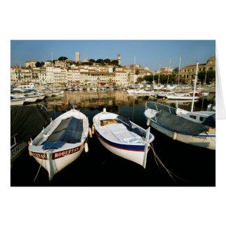 Cartes Vieux port