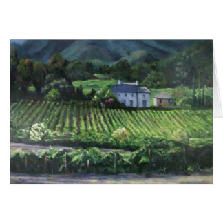 Cartes Vignoble de Napa