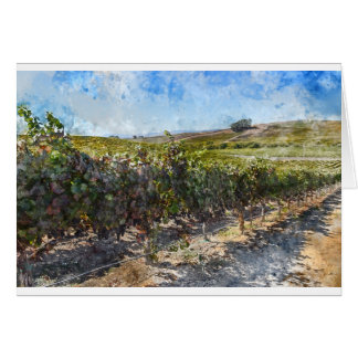 Cartes Vignoble de Napa Valley la Californie