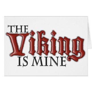 Cartes Viking est le mien