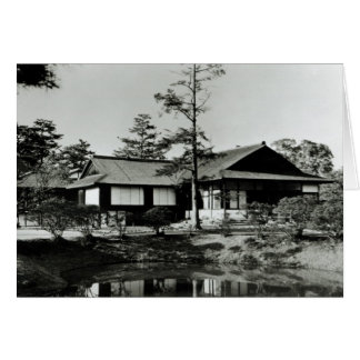 Cartes Villa impériale de Katsura, Kyoto
